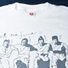 北×の三国志Tシャツ:Catch the Future!!