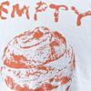 北×の三国志Tシャツ:Empty