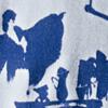 北×の三国志Tシャツ:君と余だ