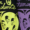 北×の三国志Tシャツ:Ten Attendants
